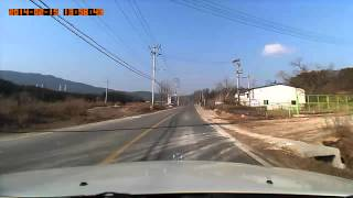 이글아이 bbs-100 블랙박스 영상 테스트