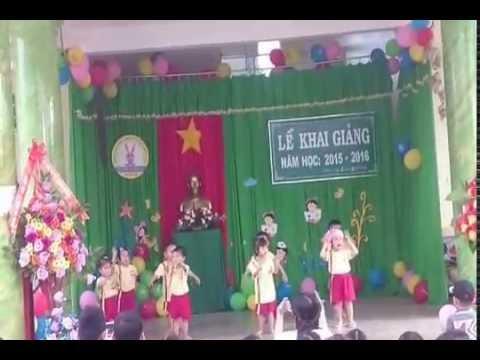 1516-KhaiGiang- Múa Ồ sao Bé không lắc