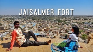 Watch Things to do in Jaisalmer Fort | Rajasthan