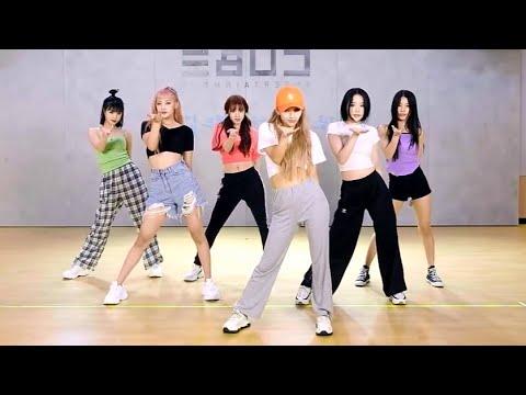 開始Youtube練舞:DUMDi DUMDi-(G)I-DLE | 熱門MV舞蹈