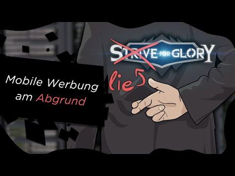 Strive for Glory  - Mobile Werbung am Abgrund