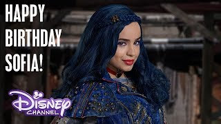 Happy Birthday Sofia Carson! | Disney Channel