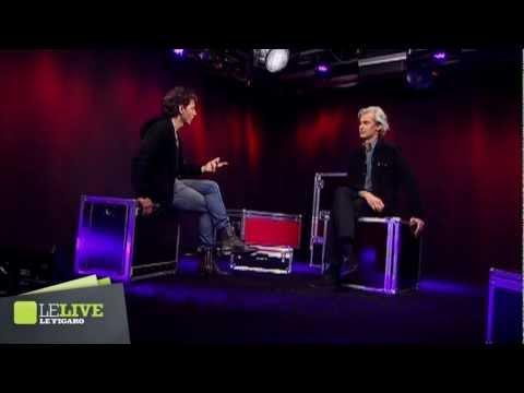 Raphael - Interview par Olivier Nuc - Le Live