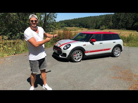 2019 Mini John Cooper Works Clubman Facelift (306 PS) 🏔 Fahrbericht | Review | POV | Drive | Sound.