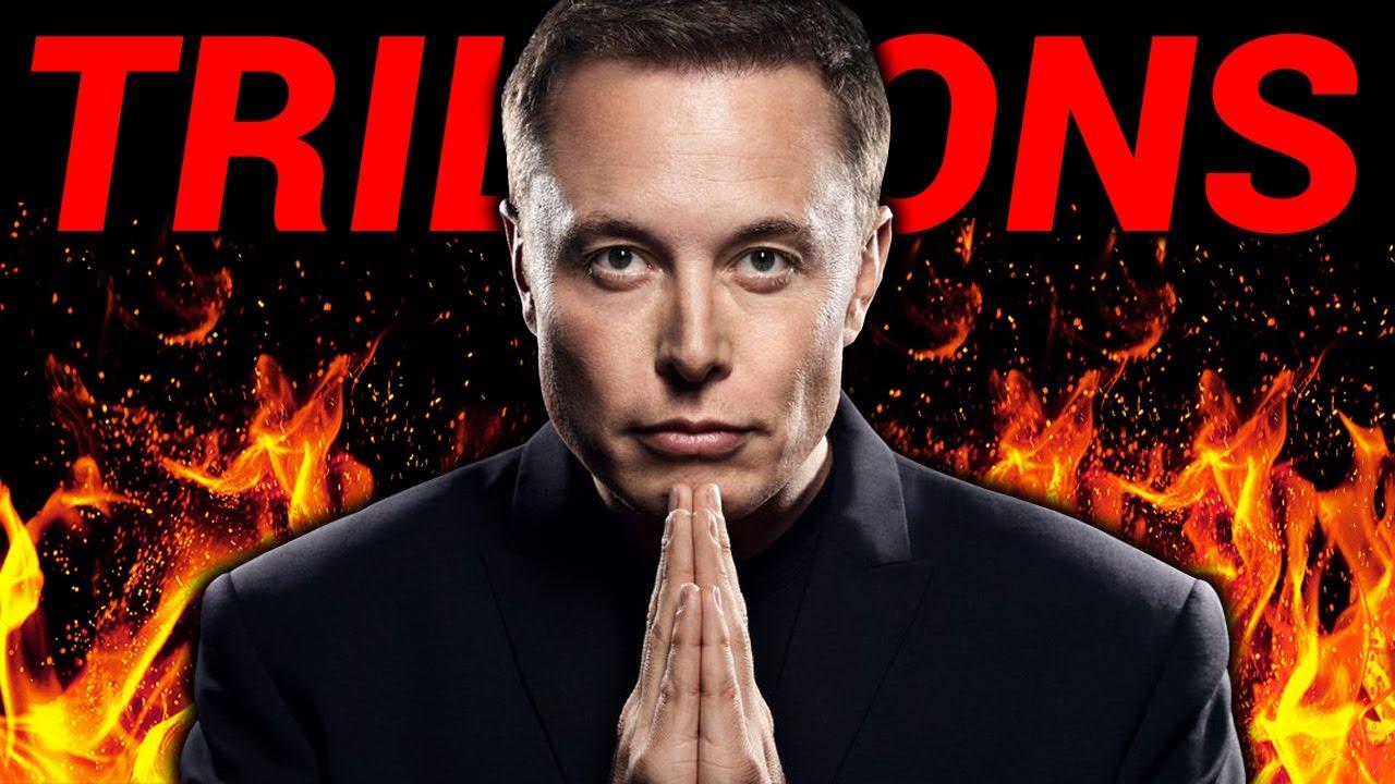 Elon Musk Just Dropped a BOMBSHELL On Tesla's Path To TRILLIONS   (TSLA Stock Analysis & De