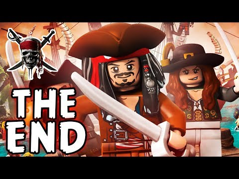 LEGO Pirates of the Caribbean - Episode 20 - The End (HD Gameplay Walkthrough)