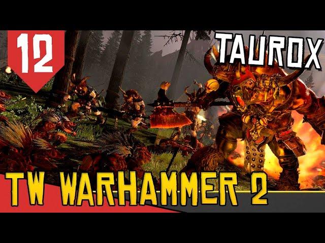 Khazrak, o krl - Total War Warhammer 2 Taurox #12 [Série Gameplay PT-BR]