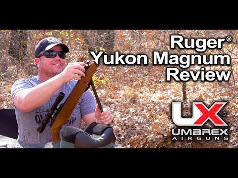Ruger Yukon Magnum Pellet Rifle Air Gun Review : Umarex Airguns