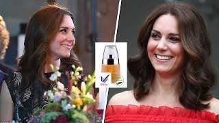 Secret of Kate's glow is revealed: Duchess beats wrinkles with £42 Beuti product