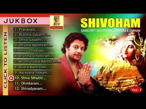 hindu-devotional-songs-|-shivoham-|-divine-sanskrit-prayer-from-shiva-|-madhu-balakrishnan-|-jukebox