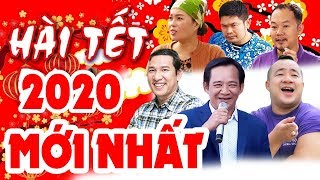 Hài Tết 2020 | Phim Hài Quang Tèo, Quang Thắng, Hiếu Hiền, Long Đẹp Trai Mới Nhất - Cười Vỡ Bụng
