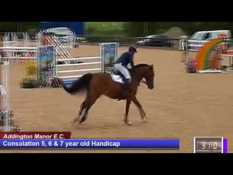 British Young Horse Showjumping Championship 5YO, 6YO & 7YO Final - Sunday 20th August 2017