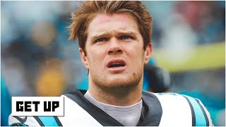 Expectations for Sam Darnold with the Panthers | Get Up