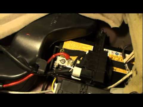How To Change A Battery In Prius