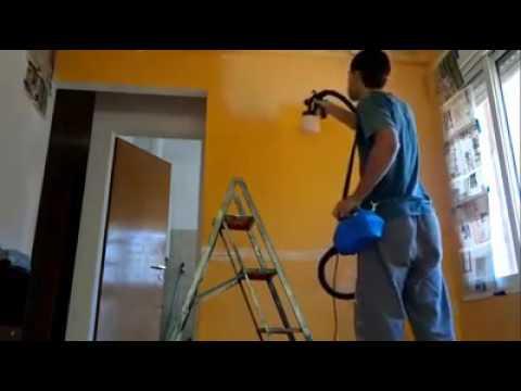 Paint Zoom - Cat Rumah Dengan Menggunakan Paint Zoom