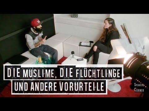 DIE Muslime, DIE Flüchtlinge -  Chance oder Gefahr - Anna Maria August & Achim Seger