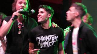 Hanson + Darren Criss + Phantom Planet + Joshua and the Holy Rollers - ock n Roll All Night - Tulsa