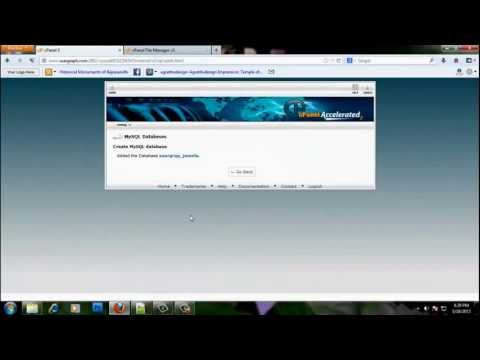 Launching Joomla Site From Localhost To The Cpanel