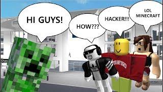 Torne-se um creeper em qualquer jogo Roblox! | Como se tornar um creeper | Roblox Creeper | Tutorial | #AskTDM