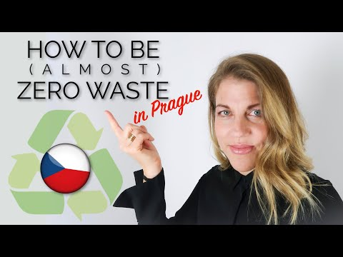 ZERO WASTE (Almost) IN PRAGUE: How to reduce, reuse, recycle when you come to Prague, Czech Republic