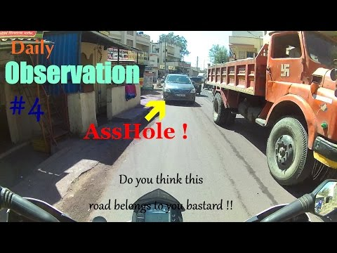Daily Observation #4 - Goofing Around My Area- KTM Duke 390- Pune