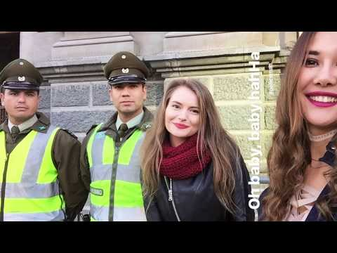 What happened with this Russian girl in Chile? 😱 [Ventosha Diary #1] ☼ Una rusa en Santiago