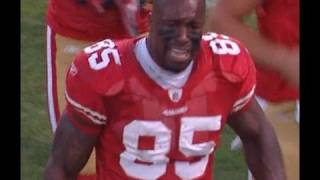 Vernon Davis Crying