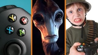 Xbox Scorpio: What to Expect + Mass Effect Andromeda CRACKED + Gamers STILL Not Violent - The Know