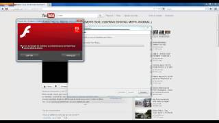 Probleme lecture video youtube avec Firefox