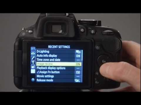 The Nikon D5200 Playback Menu overview - youtube