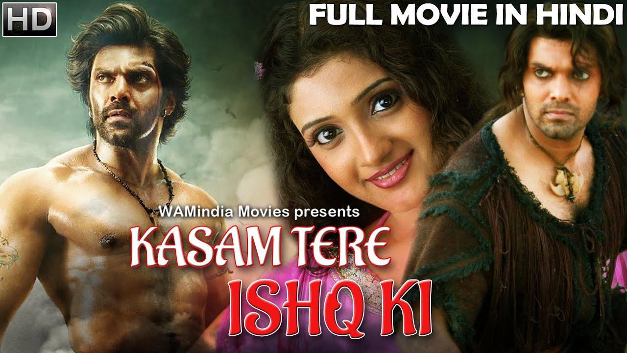 Kasam Tere Ishq Ki 2018 | 2018 NEW RELEASED Full Hindi Dubbed Movie | Arya  | 2018 Dubbed Movie