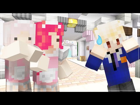 "Minecraft Maids ""SUNNY'S KNIFE!"" Roleplay ♡44"