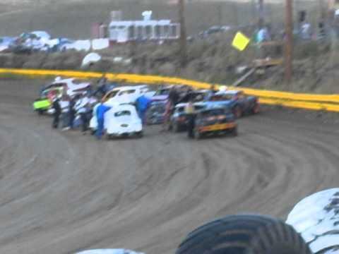 Hayden Speedway Intro's 7-12-14
