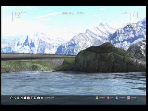 NIC EIC Van , Forza Motorsport 4 cruise