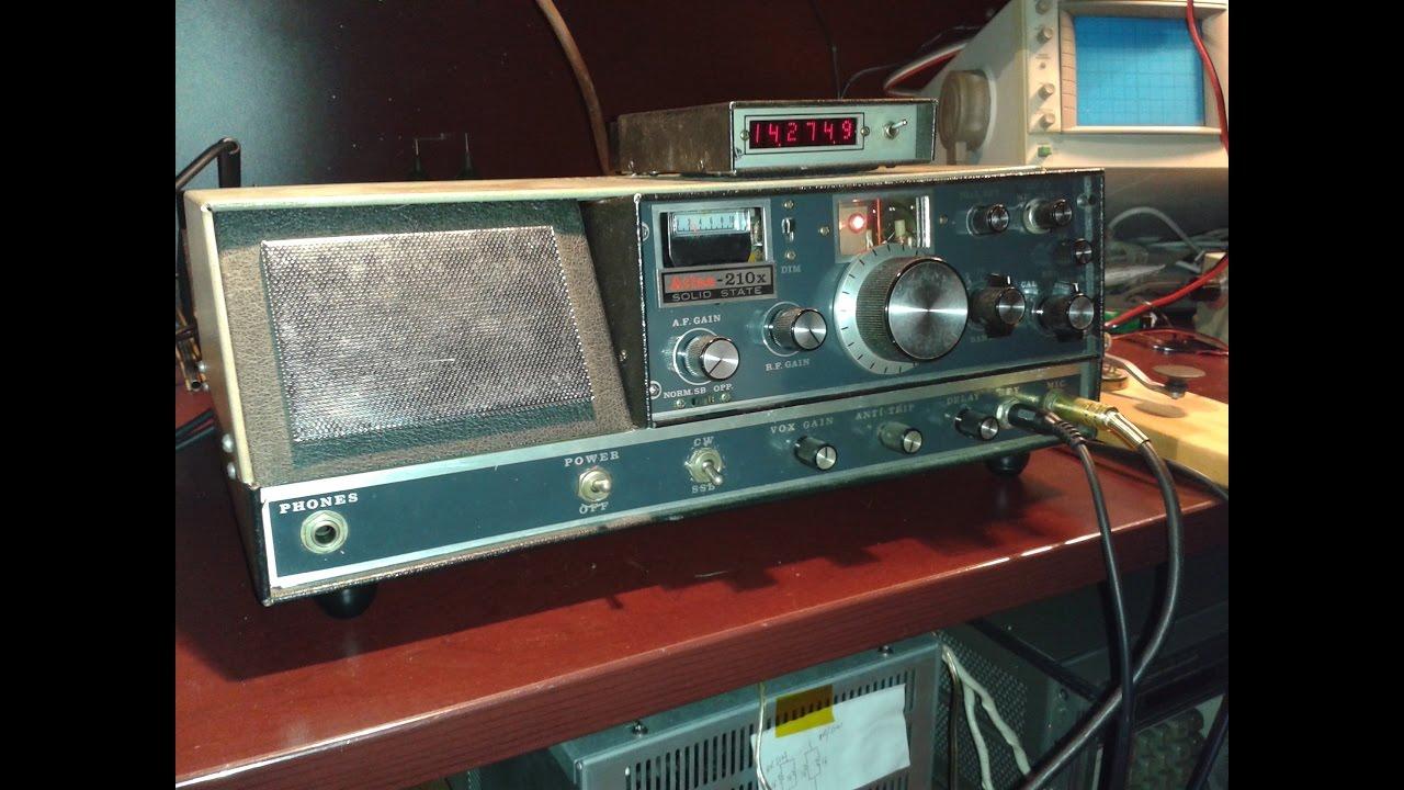 Question not amateur transmitter repair opinion