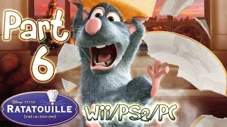Ratatouille Walkthrough Part 6 • [The Movie] Game (PS2, Wii, PC)