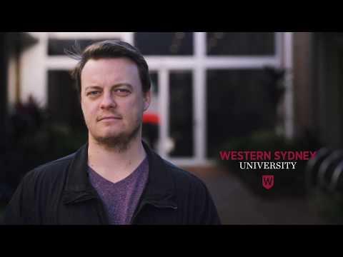 Luke Carman: Writing and Society Research Centre Graduate