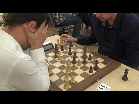 Queen sacrifice to give mate - Alekseev - Lupulescu, Blitz chess