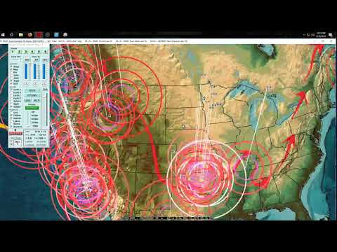 3/18/2018 -- Global Earthquake Forecast -- Deep earthquake event = larger activity developing