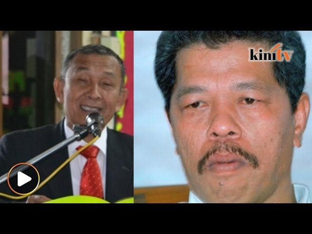 Video: Dua veteran UMNO Johor keluar parti