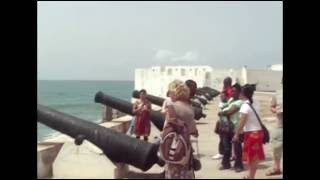 "Black History Month ""Cape Coast Castle"" Ghana, Africa"