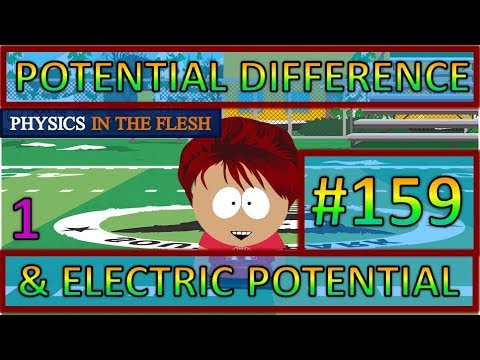 159 Potential Difference & Electric Potential 1