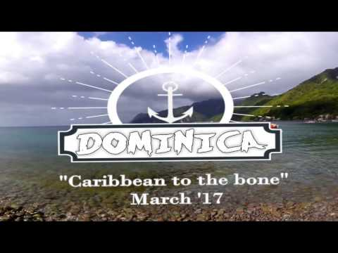 "Colorful Trip in Dominica 2017 before the hurricane. ""Caribbean to the bone"""