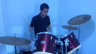 AFI- Rizzo In The Box ( Drum Cover )