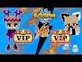 Gracz VIP vs Gracz bez VIPA na BlockStarPlanet!
