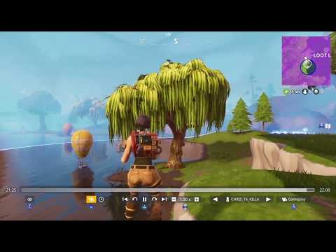 Tilted Towers Wake Ceremony