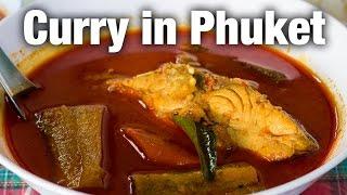 Phuket Food: Curry And Salad At Krua Charifa (ครัวชารีฟ๊ะฮ์)