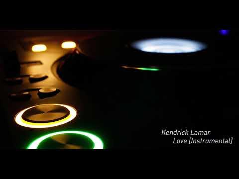 Kendrick Lamar - Love [Instrumental Remix] - YouTube
