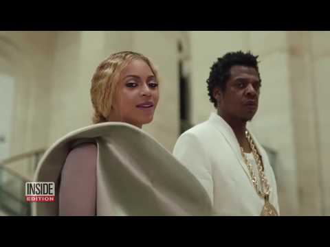 How Beyonce and Jay-Z Secretly Filmed Music Video at Paris' Louvre Museum Mp3