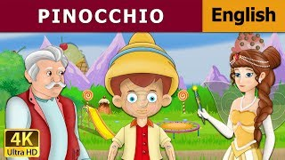 Pinocchio in English | Stories for Teenagers | English Fairy Tales